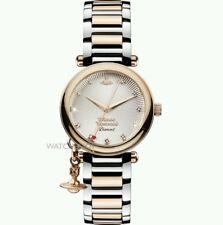 PRE-OWNED $599 Vivienne Westwood Ladies' Orb Diamond Watch