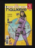 Hawkeye #1 (2017) 1st Solo Kate Bishop Series! 1st Appearance Ramone Watts! WOW!
