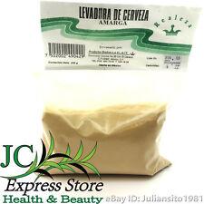 LEVADURA DE CERVEZA AMARGA BEER YEAST BITTER 250 gr 8.8 oz