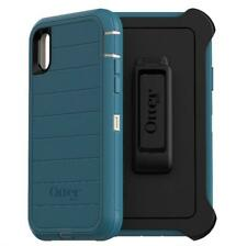 OtterBox Defender Series Pro Phone Case for Apple iPhone XR - Blue MSRP $60