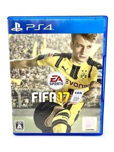 Sony PS4 PLAYSTATION - Fifa 17 Versión Japan
