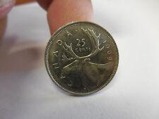 1969 25 Cents Canada-Quarter
