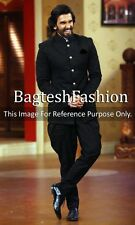 Bollywood Jodhpuri Suit Groom Traditional Indian Wedding Mens Bandhgala Suit