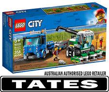 LEGO 60223 Harvester Transport CITY from Tates Toyworld