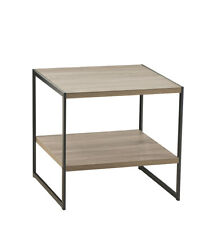 ClosetMaid Side Table Gray