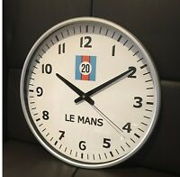 Le Mans Steve McQueen Wall Clock Memorabilia Gift
