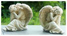 Garden / home ornament -  A Pair of peaceful angels for home or garden