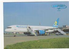 Air Finland Boeing 757-200 Aviation Postcard, B006