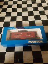 HO Scale Mantua 826-020 RTR Pennsylvania Caboose #99113