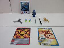 "Lego Ninjago ""Jay ZX"" Booster Pack 9553. Used. Loose."