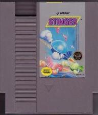 STINGER CLASSIC NINTENDO GAME ORIGINAL SYSTEM NES HQ