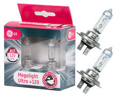 H7 px26d GE General Electric MEGALIGHT ultra +120% plus de lumière Duo Box