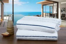 Cotton Extra Absorbent Beach Towels 30 x 68 Inches Bath Towel by Ample Decor
