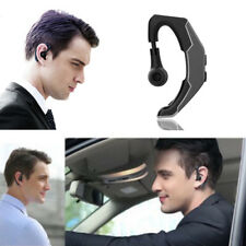 Bluetooth Headset Headphone In-Ear Earbud for Car Driving IOS Android