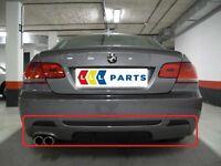 BMW NEW GENUINE 3 SERIES E92 E93 M SPORT PERFORMANCE REAR DIFFUSER VALANCE