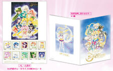 pre order4/7【Sailor Moon 25th】Framed stamp postcard with sign NAOKO TAKEUCHI