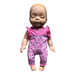 Luvabella Newborn Interactive Baby Doll Real Expressions Blonde Hair PARTS ONLY