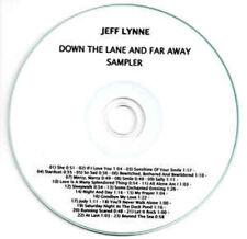JEFF LYNNE - DOWN THE LANE AND FAR AWAY SAMPLER