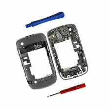 GENUINE BLACKBERRY CURVE 8520 BLACK MIDPLATE + CHASSIS/MIDDLE FRAME/HOUSING