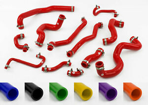 Silicone Coolant Hoses fit BMW MINI Cooper S MK2 R56 R57 Radiator Stoney Racing