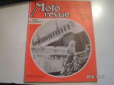 **b Moto Revue n°1359 250 Zundapp S / Présent et futur de notre industrie