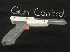 Org.CANVAS Gun Control, Arms, Lock & Load Made From USA Fabric Men's 3XL T-shirt