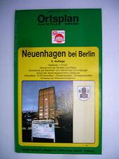 Neuenhagen bei Berlin Stadtplan
