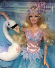 2003 Princess Collection Swan Lake Odette Barbie doll NRFB