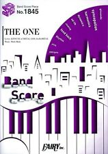 THE ONE / BABYMETAL Fairy BP1845 BAND SCORE PIECE