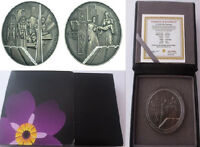 1915- 2015 Centenary of the ARMENIAN GENOCIDE 100 DRAM SILVER COIN Armenia 67.2g