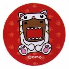 "Domo-Kun Cat Costume 1.25"" Button"