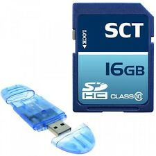 16GB SD SDHC Flash Memory Card FOR NINTENDO 3DS N3DS DS DSI & Wii Media Kit.