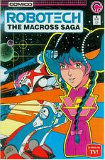 Robotech: the Macross saga # 8 (états-unis, 1985)