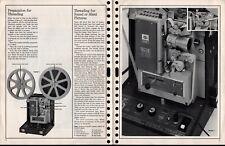 Kodak Pageant AV-256-TR Sound Projector Instruction Manual
