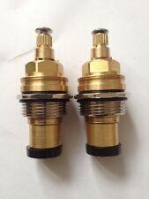 2 X Reemplazo Tap válvula 3/4 de pulgada para bath/basin/sink Tap