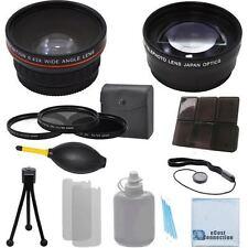 Vivitar 58mm Essential Lens kit for Canon 10D 20D 30D 40D 50D 60D 70D