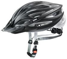 UVEX Sport Touren Fahrradhelm Oversize black matt-silver 61-65 cm