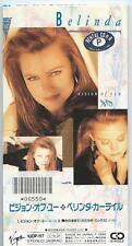 "Belinda Carlisle - Vision Of You 3"" CD-single Japan 1990 VJDP-117 VERY RARE OOP!"