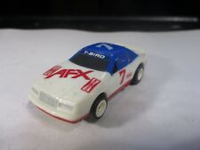 TOMY AFX #7 FORD THUNDERBIRD HO SCALE SLOT CAR