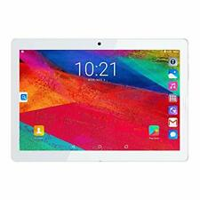 10.1 Inch Google Android Tablet,PADGENE M8 Android 8.1 Phablet Tablet Quad Core