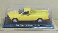 DIE CAST DACIA 1304 PICK-UP 1/43 DeAgostini 1:43 legendary cars