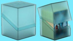 ULTIMATE GUARD BOULDER MALACHITE Standard Size DECK CASE 100+ NEW Card Box MTG