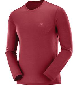 Salomon Men's Explore LS Tee Running Long Sleeve T-shirt