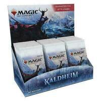 Kaldheim Set Booster Box MTG Preorder Sealed Ships 2/5 Magic The Gathering