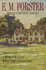 E.M. Forster Three Complete Novels Howards End