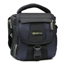 Large Pouch Nylon Case w/ Strap For Canon SX420 SX410 IS SX530 HS Fujifilm X-E2S