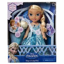 Disney's Frozen Sing Along Elsa Doll With Microphone