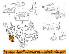 Lexus TOYOTA OEM 02-10 SC430 Stereo Audio Radio-Speaker 861600W421