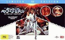 Buck Rogers In The 25th Century: Complete Seri Blu-ray Region ALL