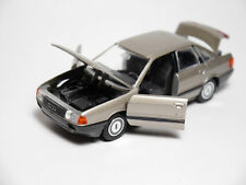 "Audi 80 B3 ""Quattro"" in ""gold"" beige metallic, Schabak in 1:43 - solo!"